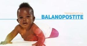 Tratamento da Balanopostite - nova