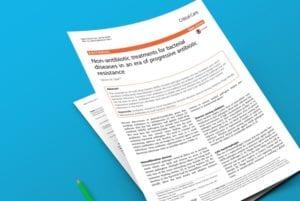 Tratamento não-antibióticos - artigo da semana v02