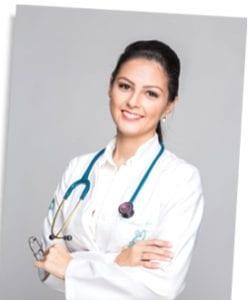 Dra. Mariana Zorron - Colaboradora PortalPed