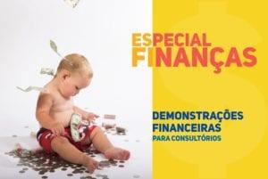 Especial Finanças - Demonstrações Financeiras