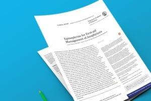 artigo da semana PortalPed - epinefrina adrenalina