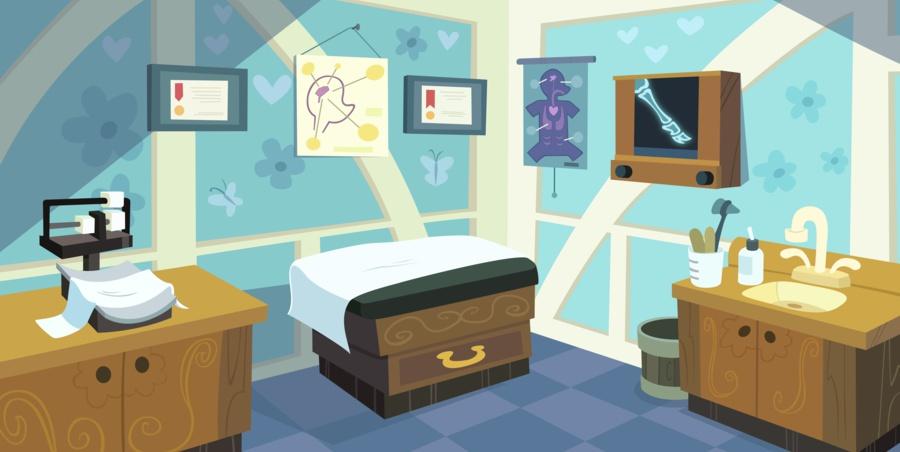 clínica médica pediátrica - desenho