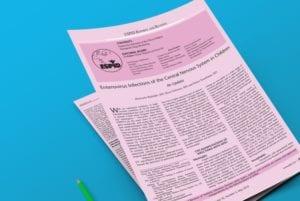 Artigo da Semana - Enteroviroses