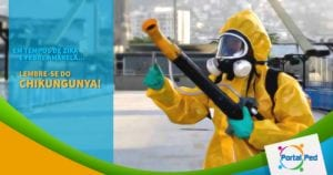 PortalPed - Lembre-se do Chikungunya social