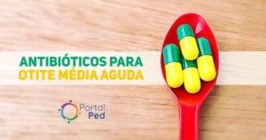 antibioticos para otite media aguda - pediatria social