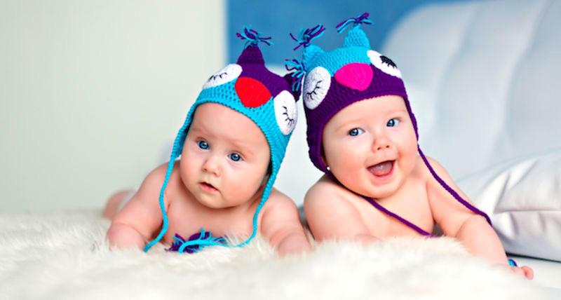 bebes gemeos