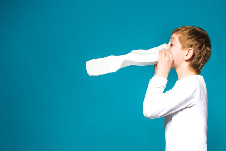 vacina de gripe em criança - pediatria