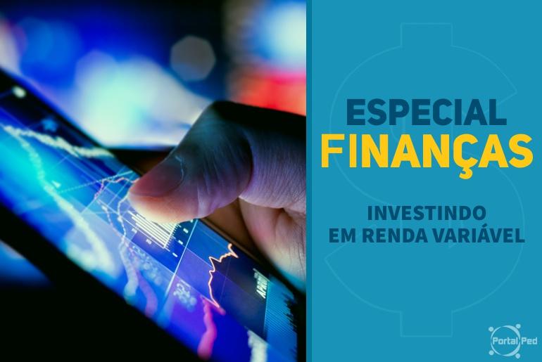 financas para medicos - investimento em renda variável