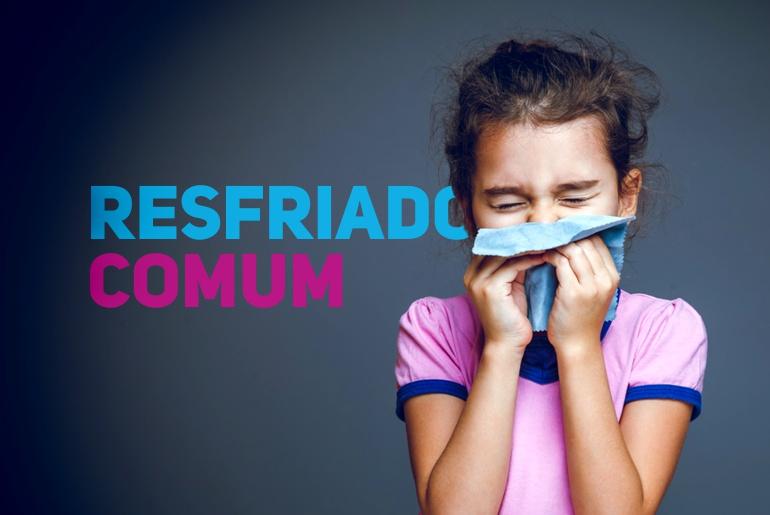 resfriado comum pediatria