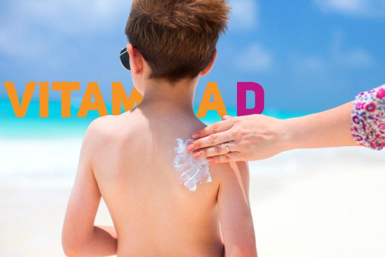 vitamina d - quando suplementar - pediatria