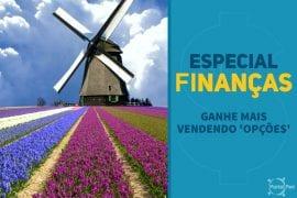 ESPECIAL FINANCAS - ganhe mais vendendo opcoes de acoes