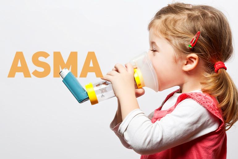 Tratamento para Asma