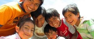criancas do equador - estudo ovos pediatria
