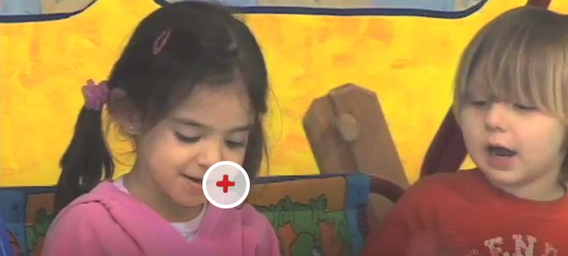 eye tracking em bebes - estudo