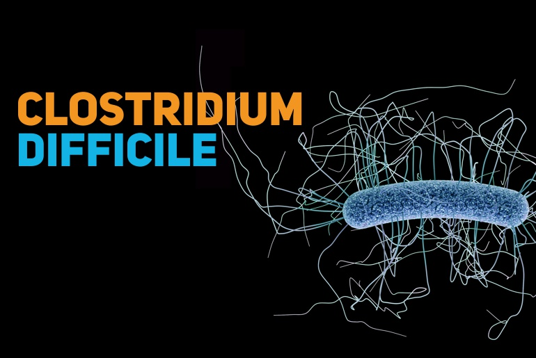 infeccao por clostridium difficile - pediatria