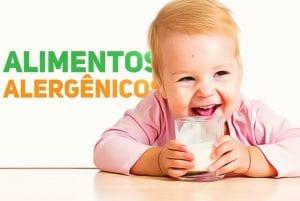 introducao de alimentos alergenicos