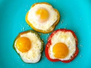 receitas com ovos - pediatria