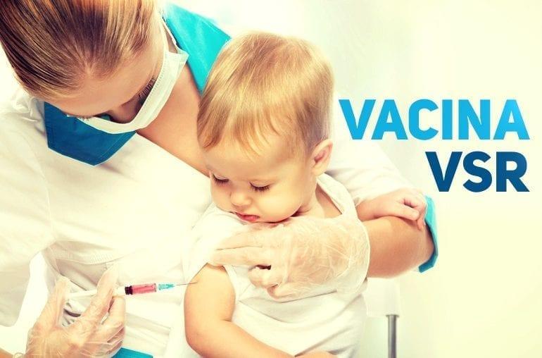 vacina contra virus sincicial respiratorio - pediatria