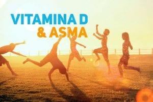 vitamin D e asma em pediatria