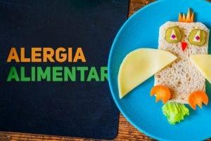 alergia alimentar pediatria novidades