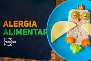 alergia alimentar pediatria novidades - social