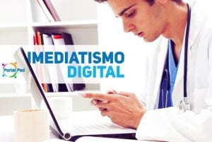 imediatismo digital - o medico no mundo moderno - social