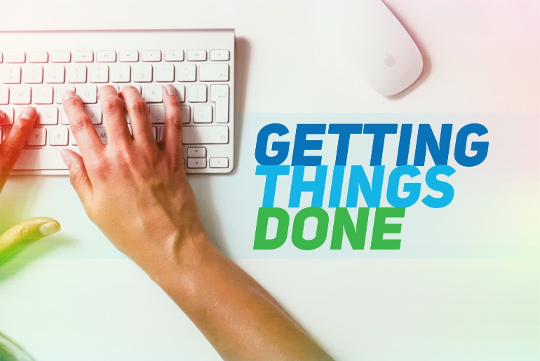 getting things done - portalped