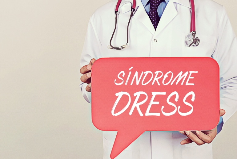 sindrome DRESS - pediatria