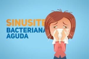 sinusite bacteriana aguda em pediatria