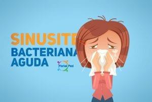 sinusite bacteriana aguda em pediatria - social