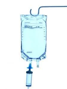 soro intravenoso pediatria