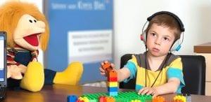 teste de audicao em criancas