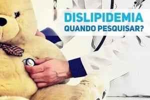 dislipidemias pediatria