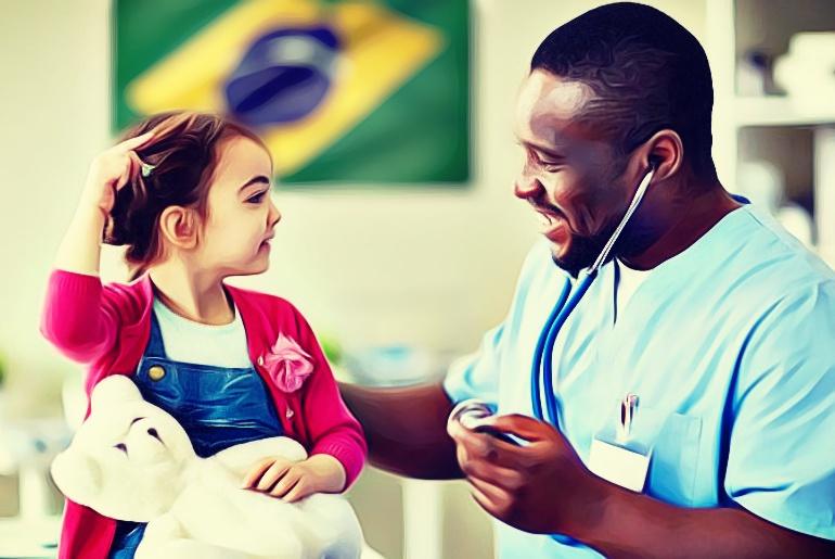 desafios da pediatria no brasil