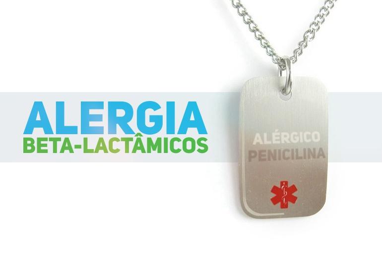 alergia aos beta lactamicos