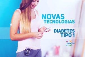 diabetes tipo 1 - novas tecnologias de tratamento - social