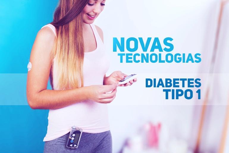 diabetes tipo 1 - novas tecnologias de tratamento