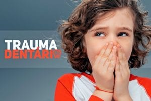 trauma dentario pediatria