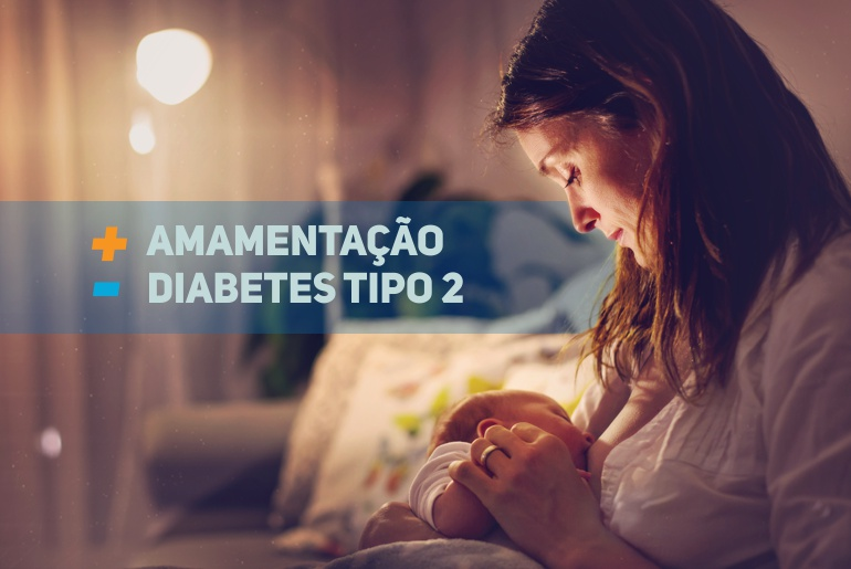 amamentacao e diabetes tipo 2 pediatria