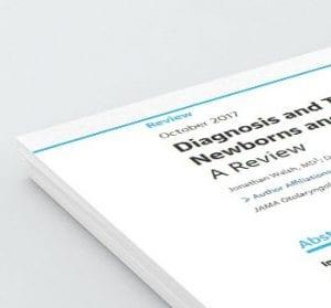 paper anquiloglossia pediatria