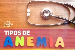 tipos de anemia e como investigar - pediatria social