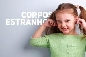 corpos estranhos em otorrinolaringologia