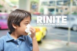 rinite pediatrica - o que voce precisa saber