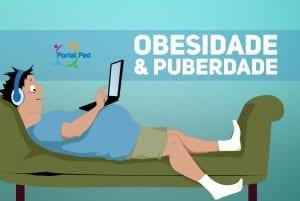 obesidade e puberdade - pediatria social