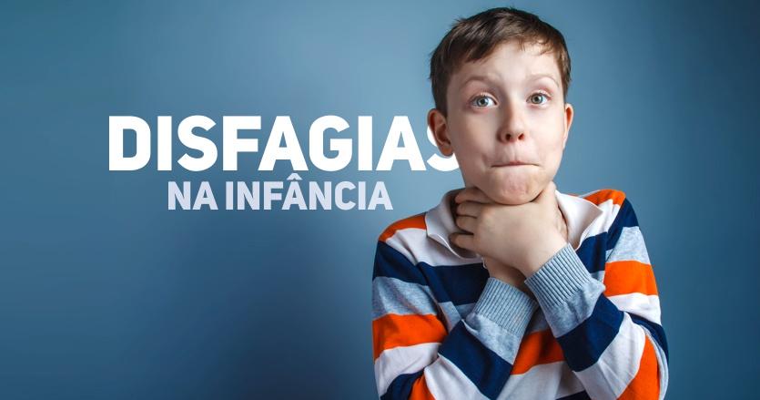 disfagia na infancia - pediatria