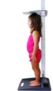 estadiometro - pediatria