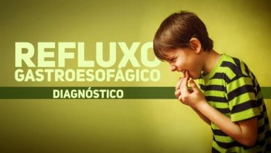 refluxo gastroesofagico pediatria - diagnostico