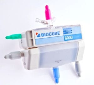 exemplo membrana ECMO - pediatria