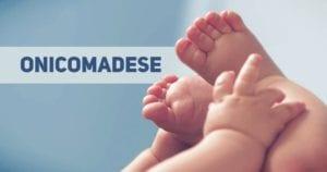 Onicomadese Pediatria