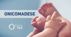 Onicomadese Pediatria - social
